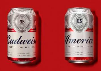 "Budweiser is calling itself ""America"" for the summer."