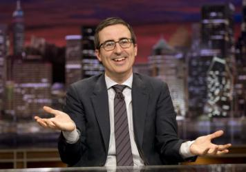 The issues John Oliver tackles on his show aren't necessarily the headlines of the week; they're the kind of chronic issues — like credit scores, 911 funding and public defenders — that can be the hardest to get people to pay attention to.