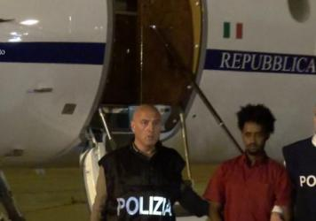 "Italian police images of the captured ""kingpin"" have prompted an outcry that the suspect in custody is an innocent man with a different name."