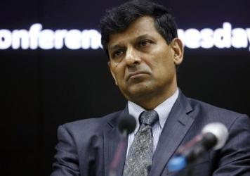 Reserve Bank of India (RBI) Governor Raghuram Rajan.