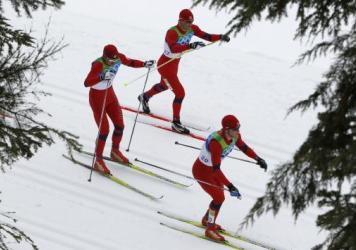 Norwegian skiers compete in the 2010 Olympics in Whistler, British Columbia, Canada. The Whistler Blackcomb resort is being acquired by Vail Resorts of the U.S.