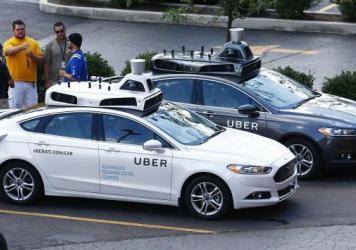 Ride-booking company Uber plans to offer customers self-driving cars in Pittsburgh soon. The vehicles will come with human backup drivers.