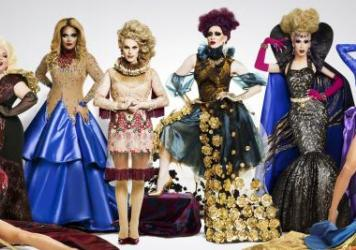 Behold the assembled contestants of <em>RuPaul's Drag Race All Stars</em>, Season 2.
