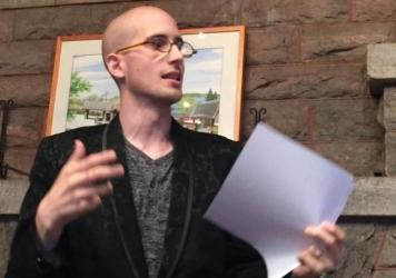 Poet Max Ritvo who chronicled his long battle with cancer has died. He was 25.