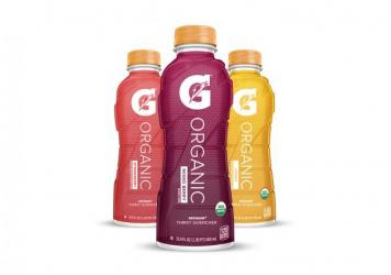 Organic Gatorade? The artificial colors may be gone, but it's still loaded with sugar.