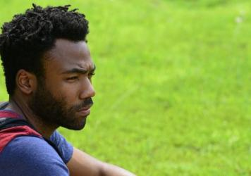 Donald Glover plays Earnest Marks in <em>Atlanta</em>.