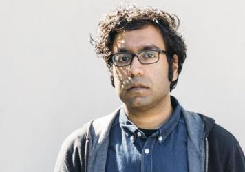"Hari Kondabolu worked as an immigrants rights organizer in Seattle and did comedy as a hobby on the side. But as his following grew, he realized he couldn't do both. ""There is no such thing as a part-time organizer,"" he says."