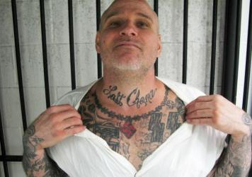 "James ""Chance"" Burns — his nickname is short for ""Last Chance"" — is a member of the Aryan Brotherhood of Texas. He got a 20-year prison sentence in 2014 in part for his role in an assault."