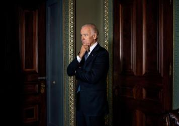 """I think when we appeal to the better angels of Americans, we've always succeeded,"" Vice President Biden told NPR."