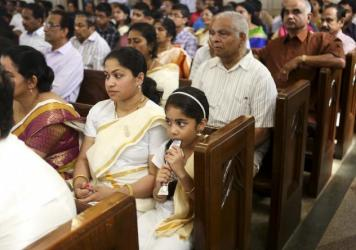 Younger and older generations at the St. Thomas Syro-Malabar Church in the Bronx grapple with how much of their faith and culture to retain, honor, and leave behind.