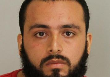 Ahmad Khan Rahimi, an Afghan-born U.S. citizen, has been indicted on eight federal counts. He is accused of bombings and other crimes in New York and New Jersey in September.