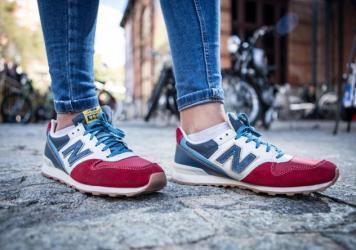 "A Neo Nazi group has declared New Balance the ""Official Shoes of White People.""  (Really.  They're serious.)"