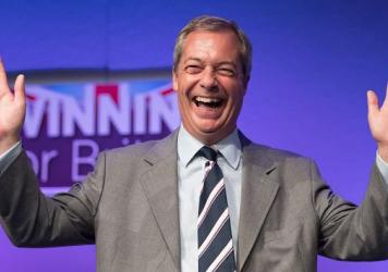 U.K. Independence Party leader Nigel Farage said he was surprised and flattered by U.S. President-elect Donald Trump's endorsement and said his critics were out of touch.