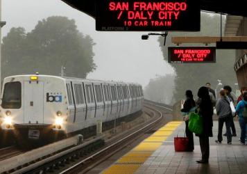 San Francisco Bay area voters recently approved a sales tax increase to upgrade the aging BART system.