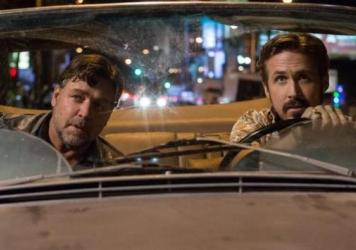 Finishing Last: Russell Crowe and Ryan Gosling in Shane Black's <em>The Nice Guys</em>