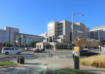 Ronald Reagan UCLA Medical Center in Los Angeles has been penalized in all three years since the creation of a Medicare program to reduce patient-safety issues in hospitals.