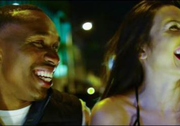 "A scene from music video for Dwayne ""DJ"" Bravo's Champion."