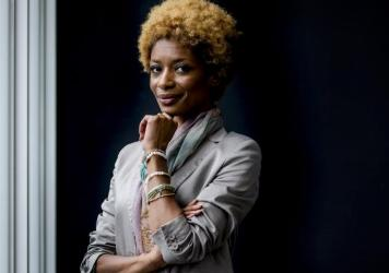 As anti-immigrant sentiment rises in the the Netherlands, Dutch television and radio personality Sylvana Simons will be running for a parliamentary seat to help represent immigrants and minorities.