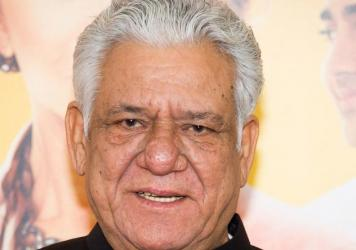Om Puri at the New York premiere of <em>The Hundred-Foot Journey</em> on Aug. 4, 2014.