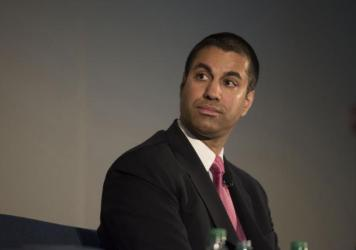 Ajit Pai, the senior Republican at the Federal Communications Commission, is slated to be the agency's new chairman.