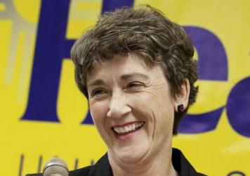 Former U.S. Rep. Heather Wilson, R-N.M., has been selected as President Trump's nominee for secretary of the Air Force.