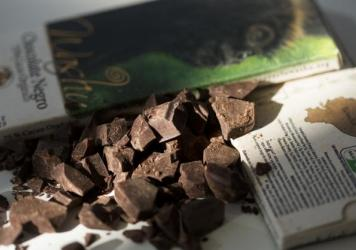 Washu chocolate is made from cacao arriba, a sought-after variety of cacao harvested in Ecuador.