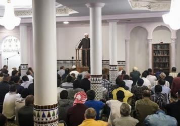 """Hakim El Karoui, Muslim writer and business consultant author of a recent study titled """"A French Islam Is Possible."""""""
