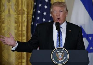 President Trump, speaking at the White House on Wednesday, criticized the leaks surrounding his departed national security adviser, Michael Flynn. On the campaign trail, Trump encouraged leaks against his rival Hillary Clinton and said they were inevitab