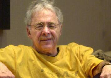 In 2002, Chuck Barris, the man behind TV's <em>The Dating Game </em>and<em> The Newlywed Game</em> posed in the lobby of his apartment in New York. That was the year a movie came out based on his autobiography: <em>Confessions of a Dangerous Mind</em>.