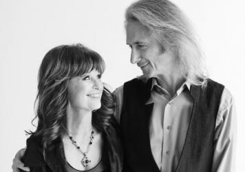 Jessi Colter and Lenny Kaye