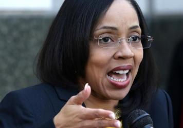 Orange County State Attorney Aramis Ayala announced last month that she would no longer seek the death penalty in Orange and Osceola counties. On Monday, Florida Gov. Rick Scott reassigned 21 murder cases from Ayala.