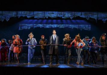 The original Broadway cast recording of <em>Groundhog Day The Musical </em>comes out April 21.