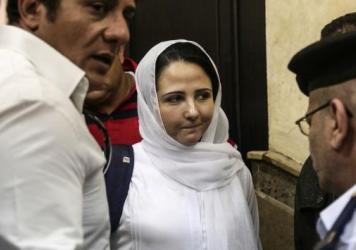 """Egyptian-American aid worker Aya Hijazi was held for nearly three years without a verdict, in what human rights groups have called an """"arbitrary detention."""""""