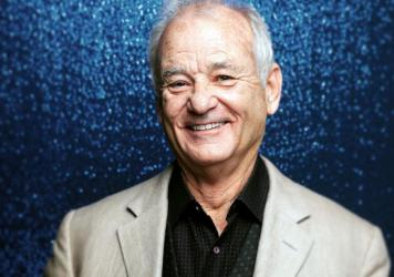 Bill Murray's latest project finds him singing Gershwin and Bernstein with classical cellist Jan Vogler.