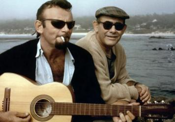 "Bert Berns (left) and Jerry Wexler (right) wrote The Drifters' ""I Don't Want to Go On Without You"" in 1964. (But when the music business drove them apart, they did anyway.)"