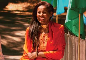 <em>The Ecstatic Music of Alice Coltrane Turiyasangitananda </em>is out May 5.