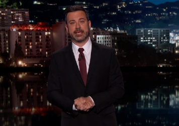 "In an emotional monologue, Jimmy Kimmel disclosed his infant son's heart defects and asked Americans to put politics aside when it comes to health care. ""There are no teams,"" he said. ""We are the team. ... We need to take care of each other."""