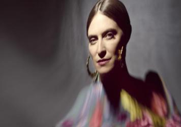"Feist says her goal with <em>Pleasure</em> is to ""[go] back to a place that would be sustainable, that I can imagine enjoying when I'm 90."""