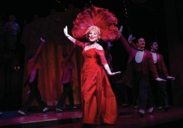 The New Broadway Cast Recording of <em>Hello, Dolly!</em> comes out May 12.