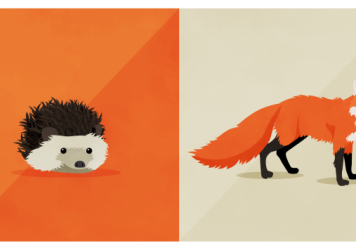 "Psychologist Phil Tetlock thinks the parable of the fox and the hedgehog represents two different cognitive styles. ""The hedgehogs are more the big idea people, more decisive,"" while the foxes are more accepting of nuance, more open to using different approaches with different problems."