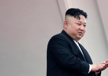 North Korean leader Kim Jong-Un. A hacking group linked to North Korea has used code that's identical to some of the malware used in the WannaCry attack, security researchers say.