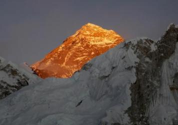The Nepalese Tourism Department has reportedly issued a record 371 permits this year to scale Mount Everest.