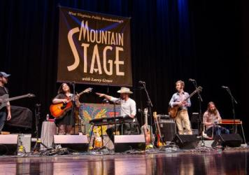 Roots-rock band The Black Lillies plays <em>Mountain Stage</em> for the third time.