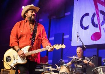 The Mavericks perform at World Cafe Live in Philadelphia at WXPN's 2017 NON-COMMvention