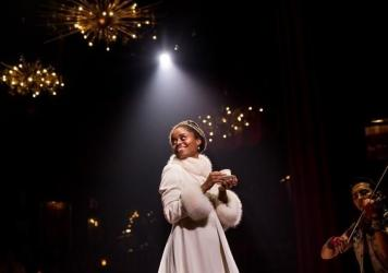 Denée Benton stars in the multiple-nominee hit Broadway musical <em>Natasha, Pierre & The Great Comet Of 1812. </em>