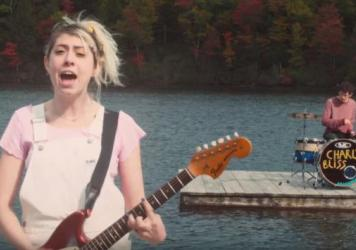 "A still from Charly Bliss' ""Westermarck"" video."