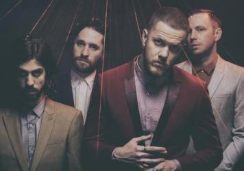 "Imagine Dragons' new album, <em>Evolve</em>, is out now. Singer Dan Reynolds says it's more ""minimalistic"" and ""colorful"" than the band's first two records."