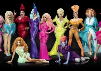 Sasha Velour competed against 13 other drag queens in season nine of <em>RuPaul's Drag Race</em> to snatch the crown and a prize of $100,000.