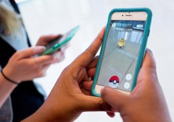 The mobile app Pokémon Go has lost some of its original steam, one year into its tenure on the gaming charts.