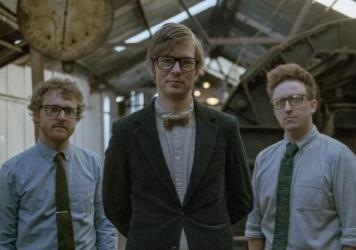Public Service Broadcasting drew on historical film footage to tell a story of a Welsh mining boom on the new album <em>Every Valley</em>.